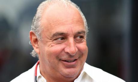 'He tried to take control and it wasn't working', says businesswoman Kate Hardcastle on Sir Philip Green
