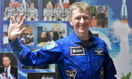 'You have to be charming to be an astronaut,' says editor of the New Scientist
