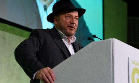 'The Turkish government of President Erdogan played the role of Dr Frankenstein', says George Galloway