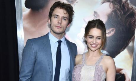 Actor Sam Claflin on cows, mud and piggybacks