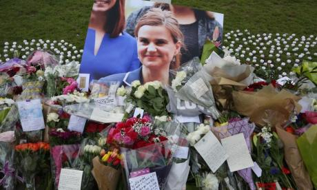 'Bernard Kenny should be considered for something', says Royal Society of St. George on the man who tried to help Jo Cox