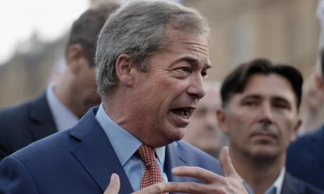 EU Referendum results: 'I think the Prime Minister got too personally involved', says Nigel Farage