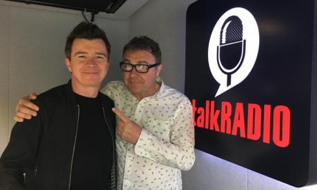 WATCH: Never gonna give up on Rick Astley! The legendary singer chats with Paul Ross about his album '50'