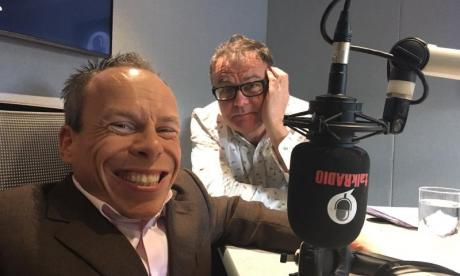 WATCH: Warwick Davis on Eugenius! and Harry Potter