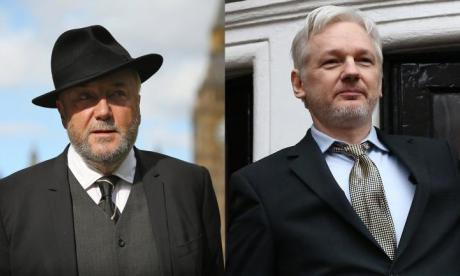George Galloway's exclusive interview with Julian Assange about the Chilcot report