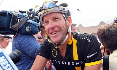 'That's crazy, I would never do that' - Lance Armstrong