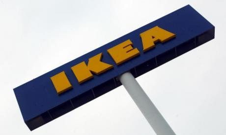 Customers were trapped in an IKEA car park for up to four hours