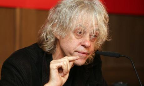 'It's a wind up! You can't take it seriously', says friend Alan McGee on Bob Geldof's rant