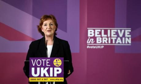 UKIP's Suzanne Evans does the Paul Ross Paper Review