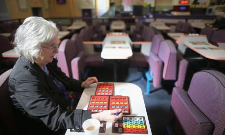 One in ten bingo players are at risk of developing a gambling addiction