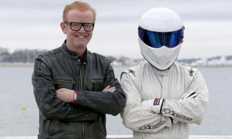 Chris Evans steps down from Top Gear