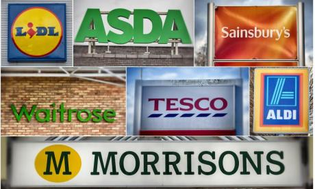 Which supermarket adds most value to your home?