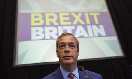 'Nigel Farage is a disgusting, country destroying coward' - Twitter reacts to UKIP leader's resignation