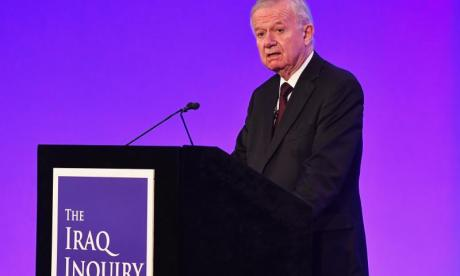 Chilcot: 'We've got to have forward thinking, forward planning, visionary people', says bomb disposal operator