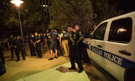 LISTEN: Dallas shootings - eye witness account