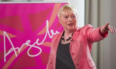 Angela Eagle backed to set out a 'clear sense of direction' for Labour as Harriet Harman supports her leadership bid