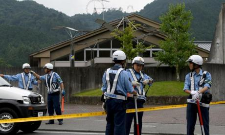 A 26-year-old local man has been arrested following Japan's worst mass-killing since World War II