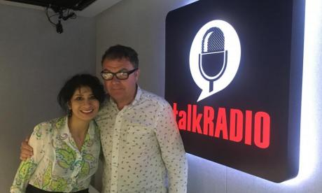 Comedian Shappi Khorsandi joins Paul Ross on her new book!