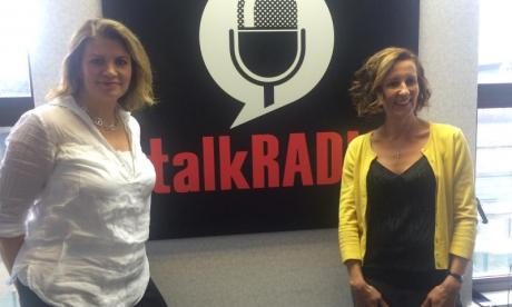 Three Day Nanny Kathryn Mewes gives parenting advice to talkRADIO listeners!