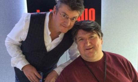 Joe Pasquale on his five royal variety shows and a bizarre experience at Buckingham Palace