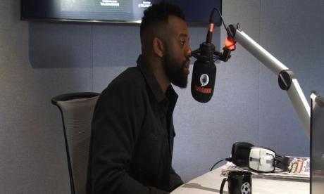 Former JLS band member Oritsé Williams came into the talkRADIO studio today to talk about his BBC documentary Matron, Medicine and Me: 70 Years of the NHS.