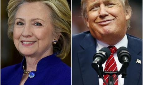'Poll says Trump and Clinton are more disliked than Voldemort' - American journalist Tom Rivers on the race to the White House