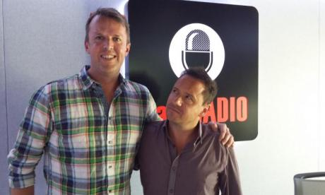 Cricketer Graeme Swann on singing, feeding monkeys and his new show!