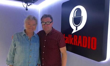 Popular TV actor Martin Shaw, famous for starring roles in Judge John Deed, The Professionals and Inspector George Gently, came into the talkRADIO studios today (Tuesday) to chat with Paul Ross.   Shaw, currently starring in the play Hobson's Choice at London's Vaudeville Theatre, discussed his almost 50 years in showbusinesses, picking out some favourite memories of his time on stage and screen.