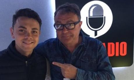 X Factor's Ray Quinn on acting etiquette, Dancing on Ice and his new musical!