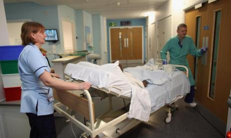 'It's a crazy dysfunctional system, we're sleepwalking towards a disaster', says Norman Lamb MP on NHS bed blocking