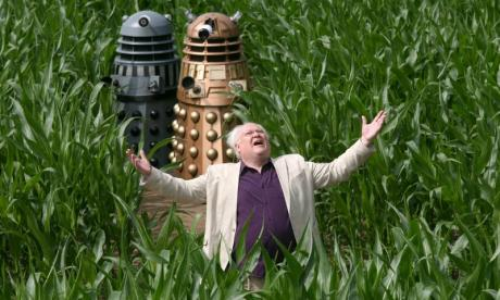 Doctor Who's Colin Baker on narration, writing columns and becoming the Doctor