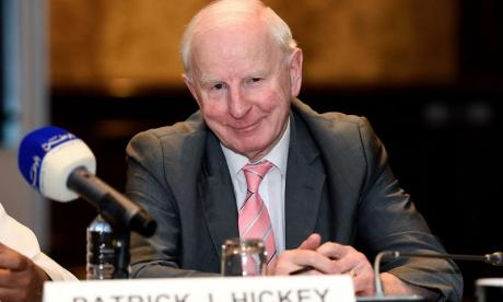 Olympic Council of Ireland head Patrick Hickey resigns amid ticket sale investigation