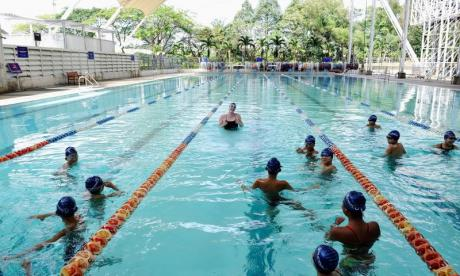 'The demand is extremely high for segregated swimming pools', says Imam Ajmal Masroor