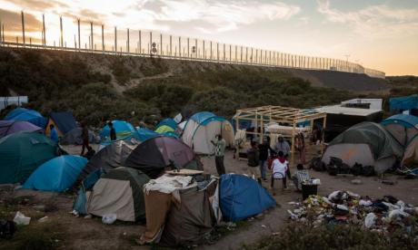 Lord Andrew Green dismisses Calais migrants UK asylum deal