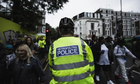 Notting Hill Carnival: Police make more than 100 arrests in the build-up to the event