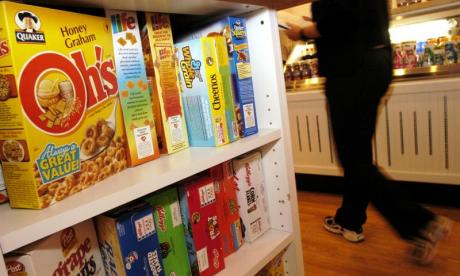 Giant cereal bars could be on the way...it's the technology work experience review