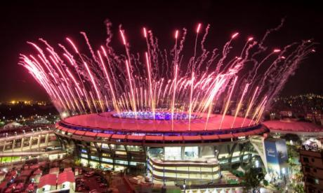 Which Olympian will take centre stage in the victory parade?