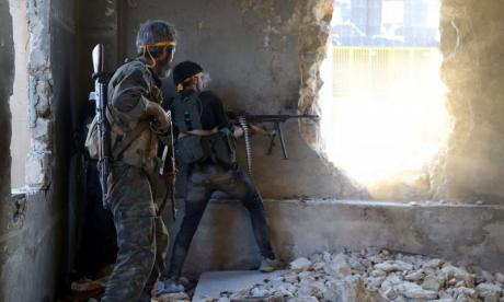 Tim Eaton, a Syria expert from the Royal Institute of International Affairs, tells talkRADIO that neither side is in the mood to take a backward step, as fighting intensifies in the besieged city of Aleppo