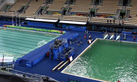 A swimming pool of poison! - Jon Holmes finds out about poisoning in sport