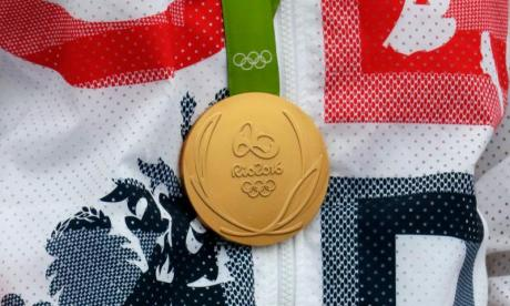 Jon Holmes comes up with an inventive idea for Olympic medals