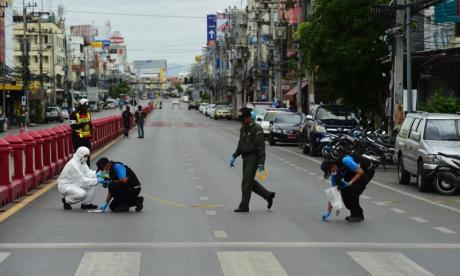 Thailand attacks: 'The country is stunned', says editor of Phuket News