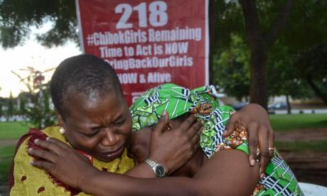 Boko Haram have released a new video showing abducted girls from Chibok