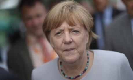Angela Merkel - German Chancellor