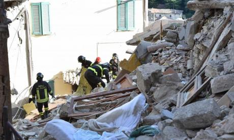 Deadly earthquake strikes in central Italy resulting in multiple casualties