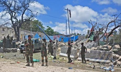 Somalia SYL hotel car bombing: Al-Shabaab jihadists responsible