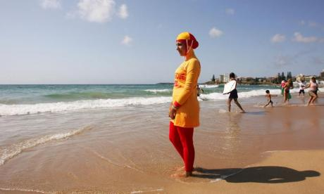 French-Algerian activist vows to pay 'Burkini' fines for Muslim women