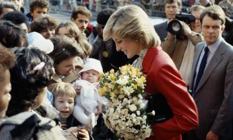 Today marks the anniversary of Princess Diana's death