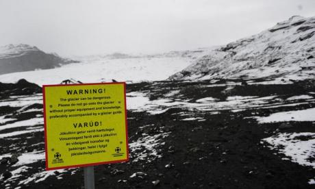 The Katla volcano in Iceland could erupt after the largest tremors in 40 years