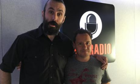 Scroobius Pip on podcasts, Billy Bragg and how he got his stutter