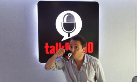 Tupperware, CVs and loving yourself - Jon Holmes sends a talkRADIO mug out to his newest Lonely Lunch Club member